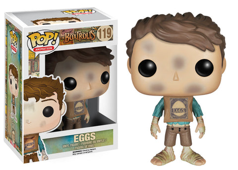 Funko POP! Movies: The Boxtrolls - Eggs