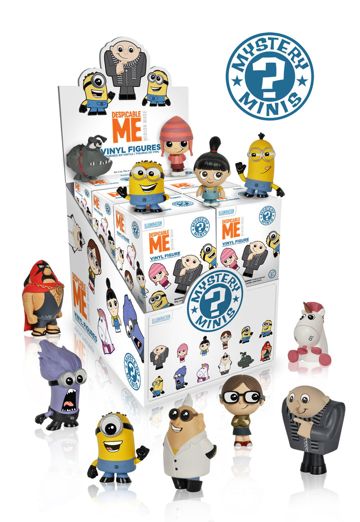 Mystery Minis Blind Box Despicable Me Funko
