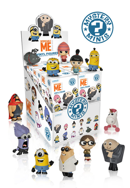 Mystery Minis Blind Box: Despicable Me