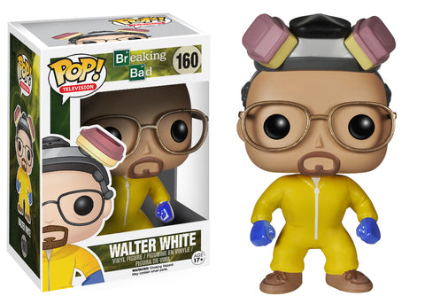 Funko POP TV: Breaking Bad - Walter White (Cook)