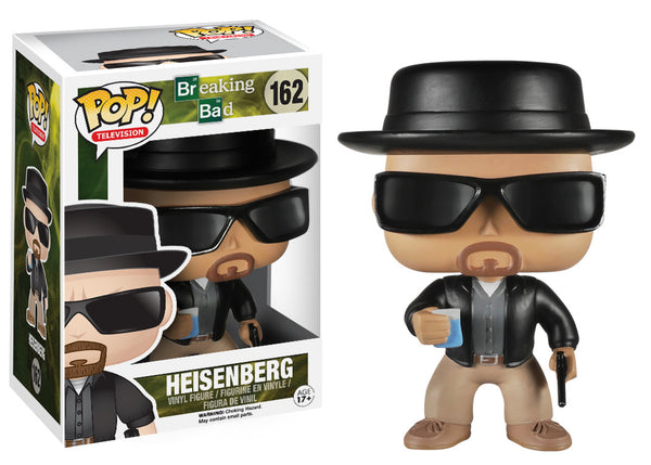Funko POP TV: Breaking Bad - Heisenberg