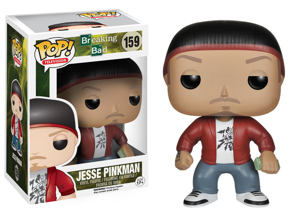 Funko POP TV: Breaking Bad - Jesse Pinkman
