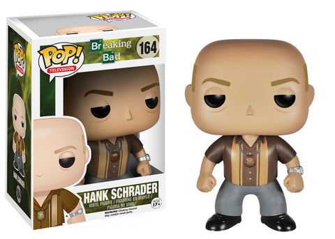 Funko POP TV: Breaking Bad - Hank Schrader