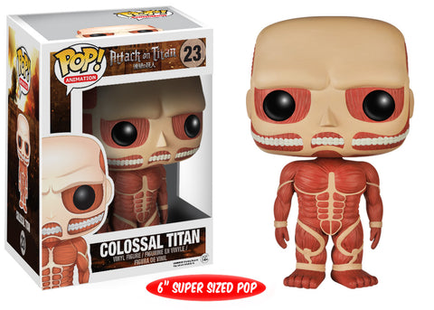 Funko Pop! Animation - Attack on Titan - Colossal Titan