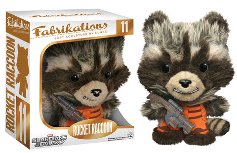 Fabrikations: Rocket Raccoon