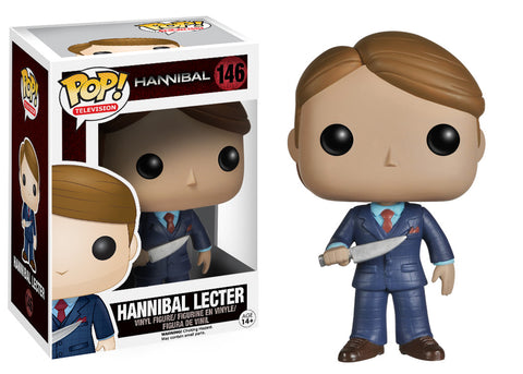 Funko POP! TV: Hannibal - Hannibal Lecter