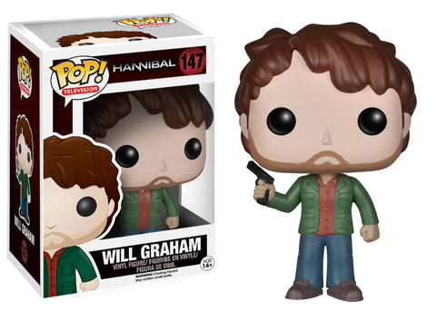 Funko POP! TV: Hannibal - Will Graham