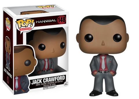 Funko POP! TV: Hannibal - Jack Crawford