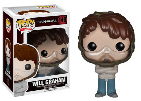 Funko POP! TV: Hannibal - Will Graham Straightjacket