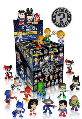 Funko Mystery Minis Blind Box: Justice League