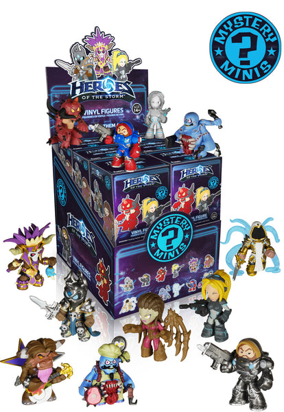 Mystery Mini Blind Box: Blizzard