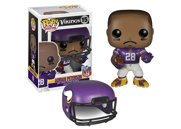 Pop! Sports: NFL - Adrian Peterson