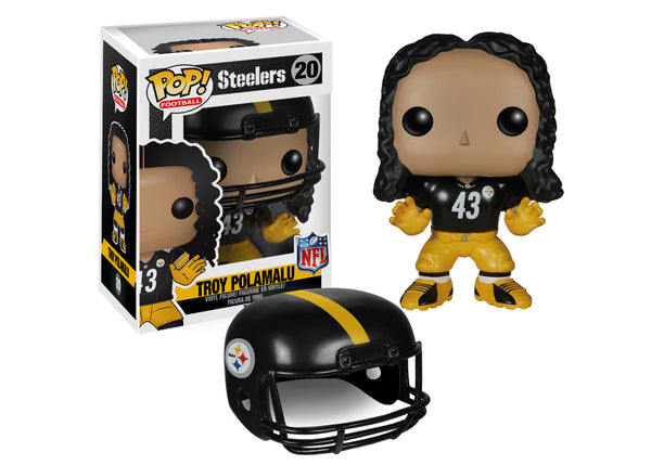 Pop! Sports: NFL - Troy Polamalu