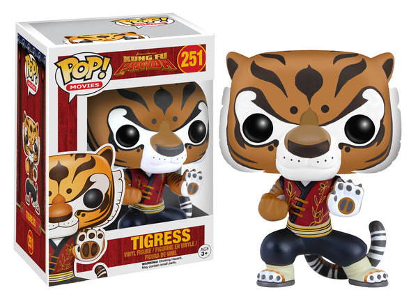 POP! Movies: Kung Fu Panda - Tigress