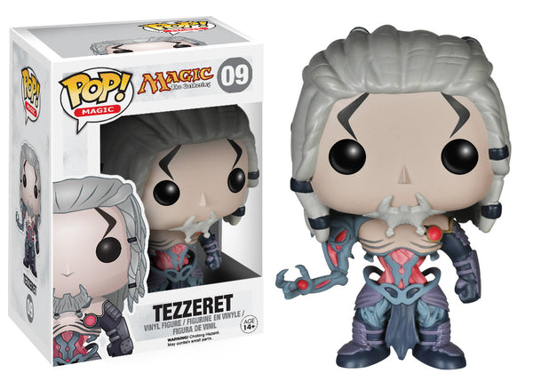 Funko POP! Games: Magic the Gathering - Tezzeret
