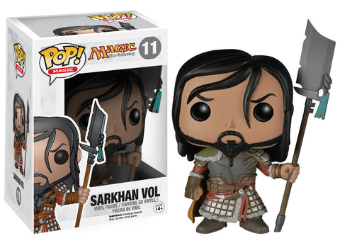 Funko POP! Games: Magic the Gathering - Sarkhan Vol