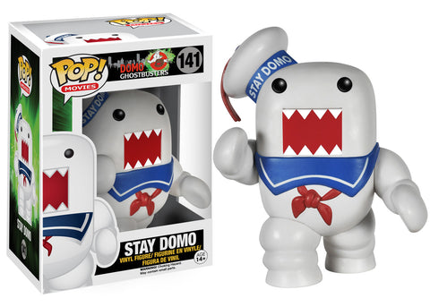 Funko Pop! Movies: Ghostbusters - Stay Puft Domo