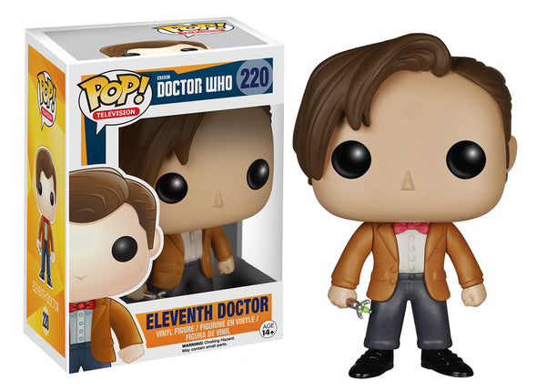 Pop! TV: Doctor Who - Eleventh Doctor