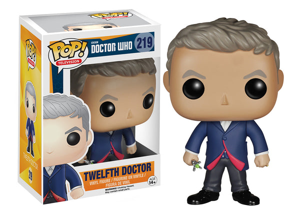 Pop! TV: Doctor Who - Twelfth Doctor