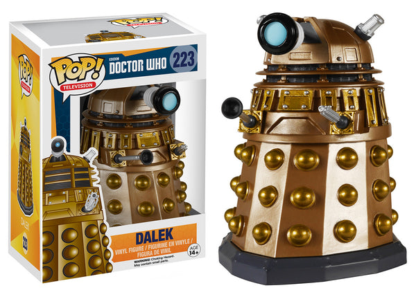 Pop! TV: Doctor Who - Dalek