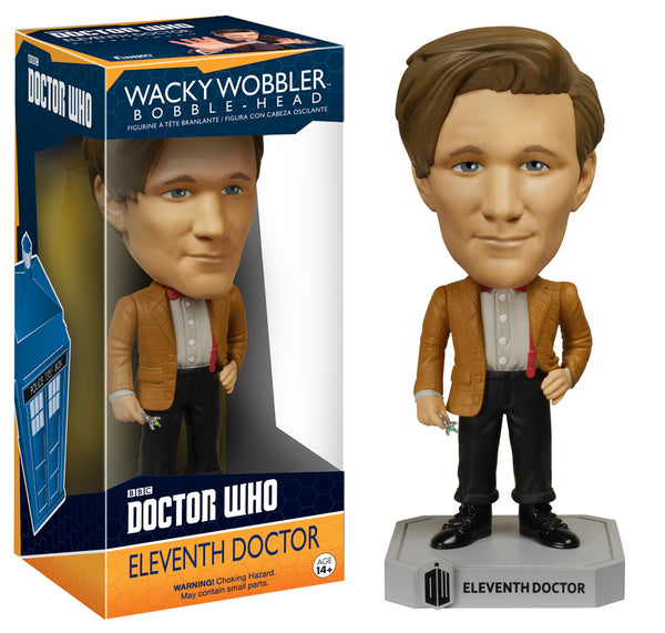 Wacky Wobbler: Doctor Who - Eleventh Doctor
