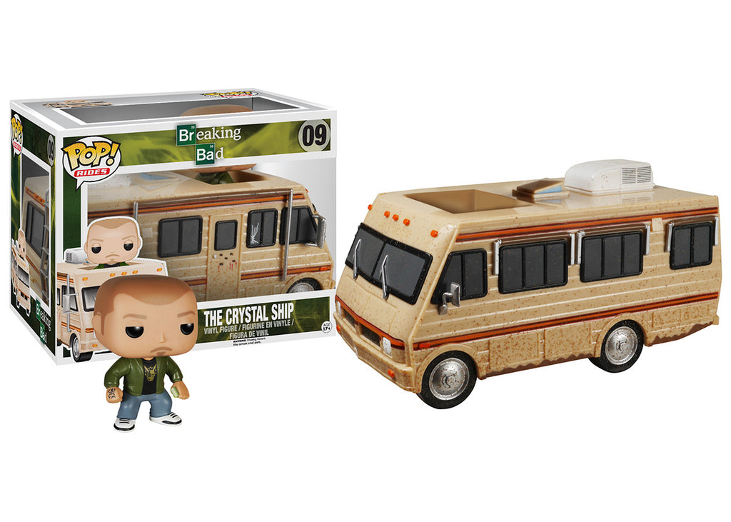 Pop Rides Breaking Bad The Crystal Ship Funko