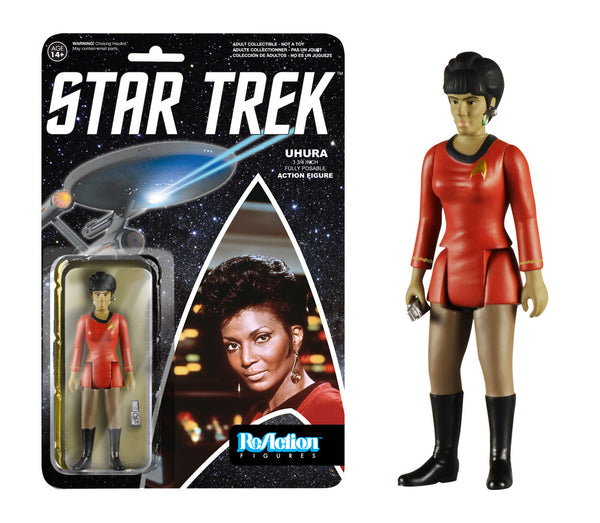 ReAction: Star Trek - Uhura