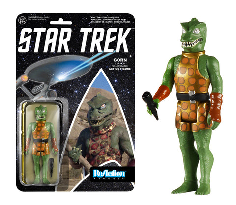 ReAction: Star Trek - Gorn