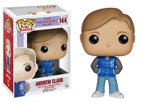 Funko Pop! Movies: Breakfast Club - Andrew Clark