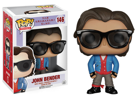 Funko Pop! Movies: Breakfast Club - John Bender