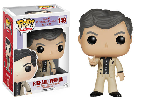 Funko Pop! Movies: Breakfast Club - Richard Vernon
