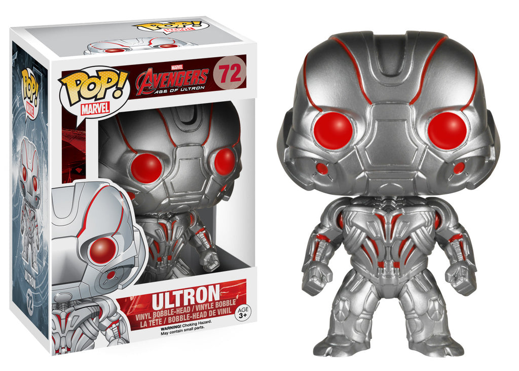 Pop! Marvel: Avengers 2 - Ultron | Funko
