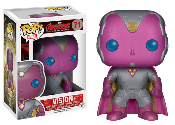 Pop! Marvel: Avengers 2 - Vision