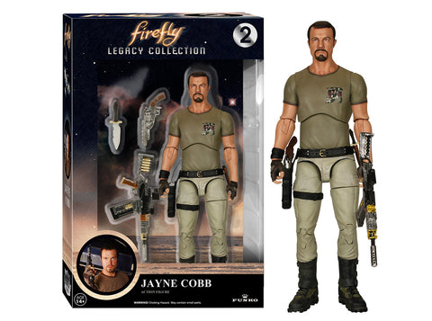 The Legacy Collection: Firefly - Jayne Cobb