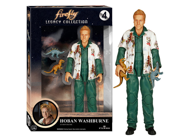 The Legacy Collection: Firefly - Hoban Washburne
