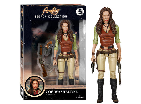 The Legacy Collection: Firefly - Zoe Washburne