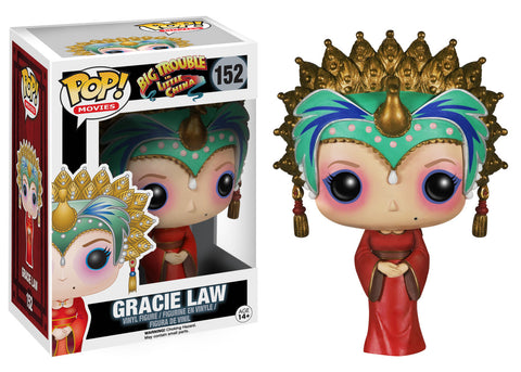 Funko Pop! Movies: Big Trouble in Little China - Gracie Law