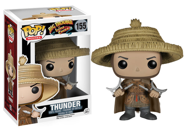 Funko Pop! Movies: Big Trouble in Little China - Thunder