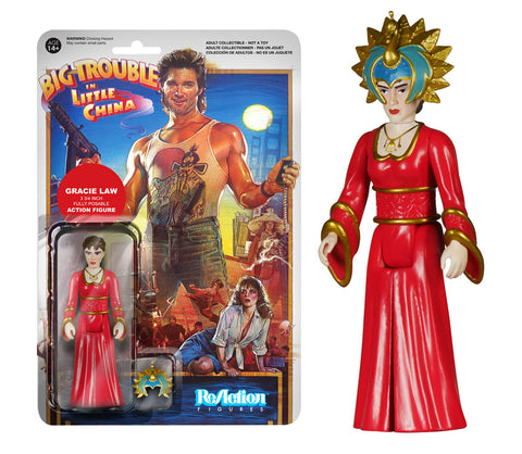 Funko ReAction: Big Trouble in Little China - Graice Law