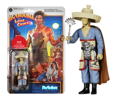 Funko ReAction: Big Trouble in Little China - Rain