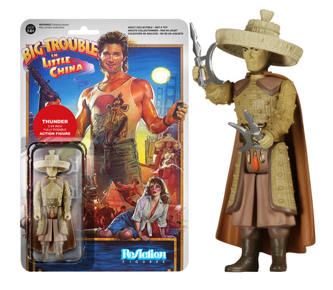 Funko ReAction: Big Trouble in Little China - Thunder