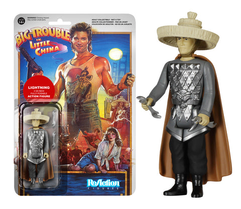 Funko ReAction: Big Trouble in Little China - Lightening