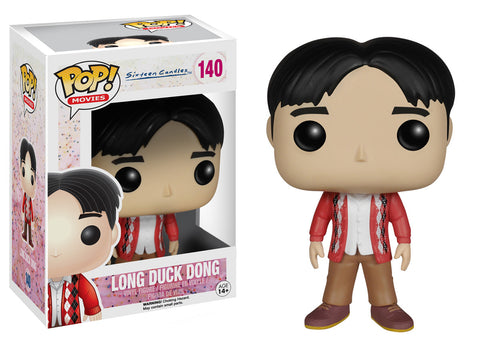 Funko Pop! Movies: Sixteen Candles - Long Duk Dong