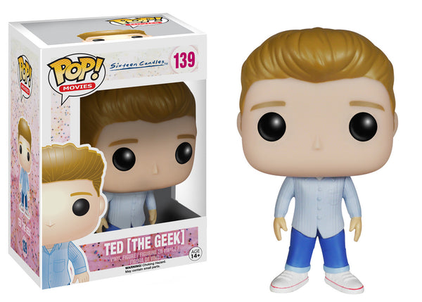 Funko Pop! Movies: Sixteen Candles - Ted (the geek)