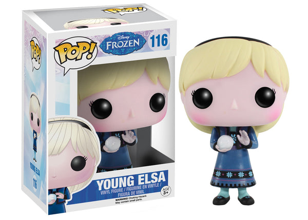 Funko Pop! Disney: Frozen - Young Elsa