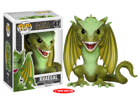 Pop! TV: Game of Thrones - Rhaegal 6""