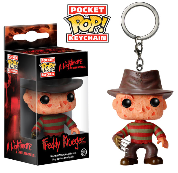 Pocket Pop! Keychain: Horror - Freddy Krueger