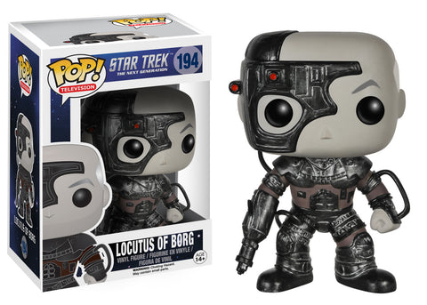 Funko POP! TV: Star Trek: The Next Generation - Locutus of Borg