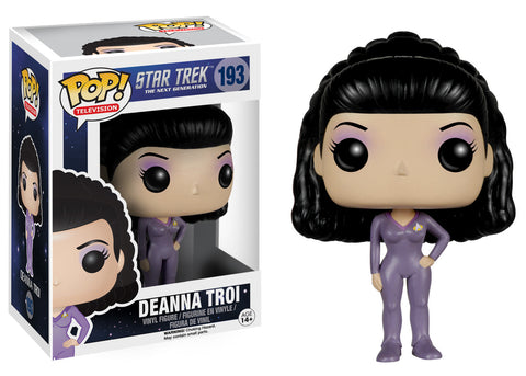 Funko POP! TV: Star Trek: The Next Generation - Deanna Troi