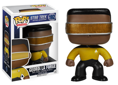 Funko POP! TV: Star Trek: The Next Generation - Geordi